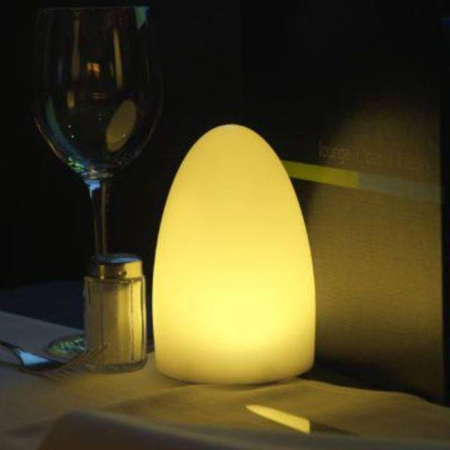 Take gorgeous ambiance light with you wherever you